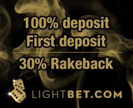 Lightbet.com poker and Casino